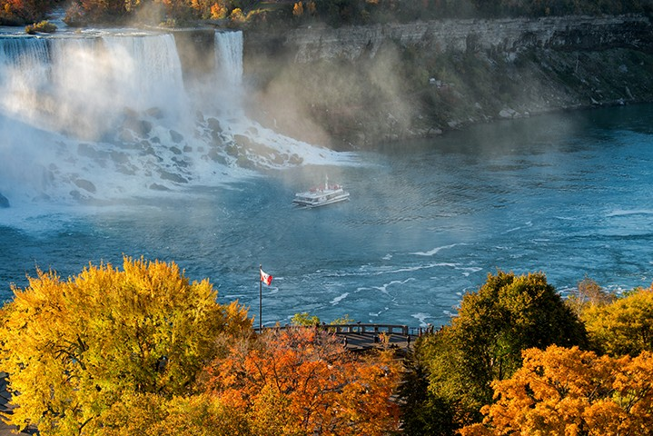 Why Fall Is The Best Time To Visit Niagara Falls
